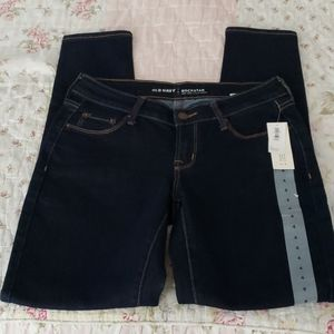 Old Navy Rockstar jeans,  size 4, NWT